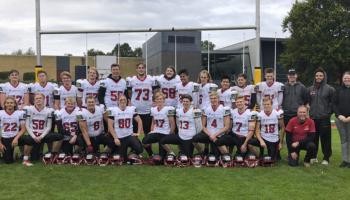 U19 hold billede Razorbacks