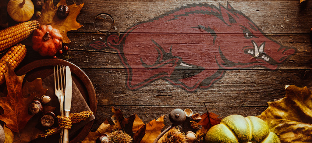 Thanksgiving Razorbacks