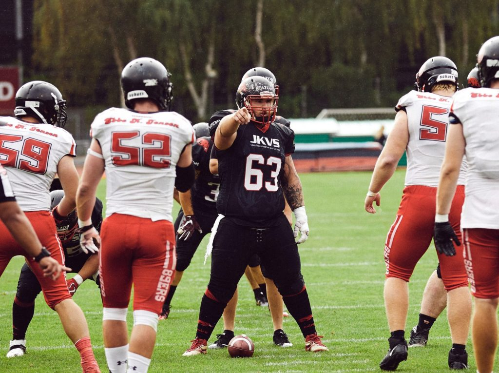 Razorbacks #63 Mikkel Hansen