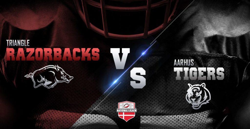 Triangle Razorbacks vs. Aarhus Tigers
