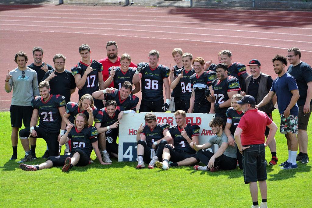 U19 Vest Divisionsmestre, U19-landshold, og Sommer